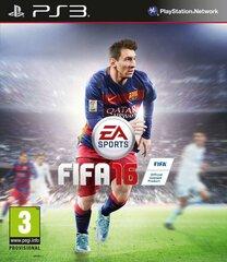 FIFA 16, PS3
