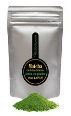 MATCHA JAPAN - rohelise tee pulber, 50g hind ja info | Tee | kaup24.ee