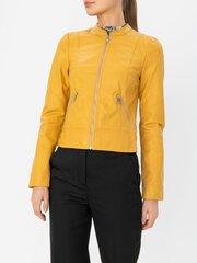 Naiste jakk Vero Moda, kollane hind ja info | Naiste joped | kaup24.ee