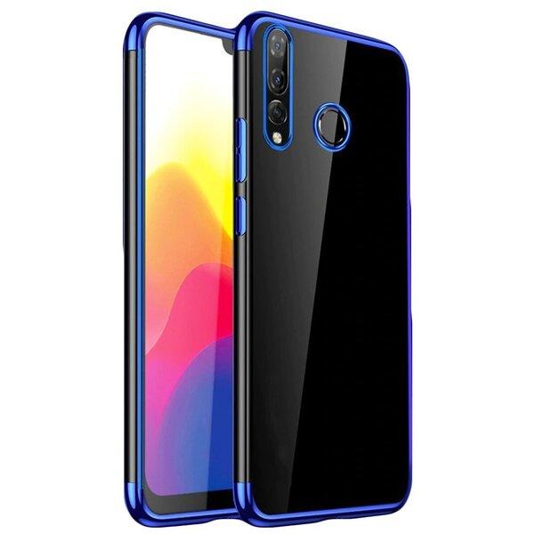 Telefoniümbris Clear Color Huawei P30 Lite must Internetist