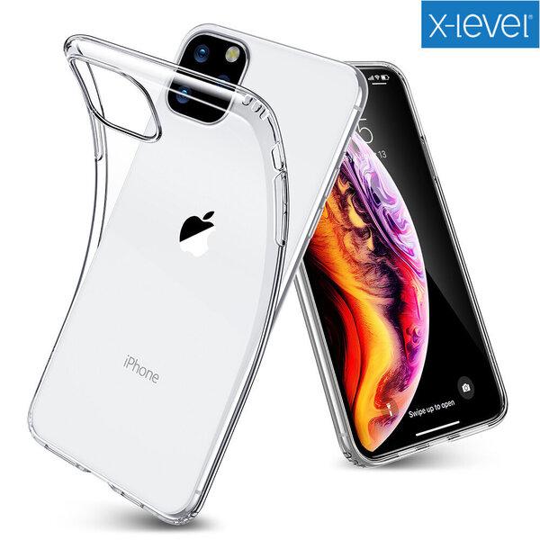 Telefoniümbris X-Level Antislip/O2 Samsung G970 S10e, läbipaistev hind ja info | Telefoni kaaned, ümbrised | kaup24.ee