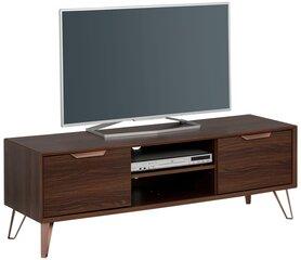 TV-laud Notio Living Zelda, pruun hind ja info | TV alused | kaup24.ee