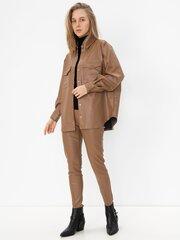 Naiste pluus Only, pruun hind ja info | Naiste pluusid, särgid | kaup24.ee