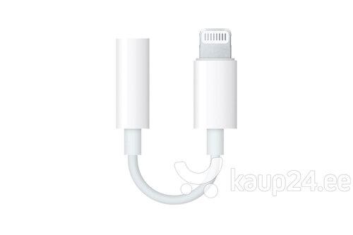 Audio adapter Apple Lightning kuni 3,5mm HQ (lihtsalt muusika kuulamiseks) hind ja info | USB jagajad, adapterid | kaup24.ee