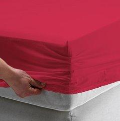 Kummiga voodilina Rustile, punane I