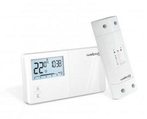 Juhtmevaba programmeeritav termostaat Wellmo WTH25.16RF