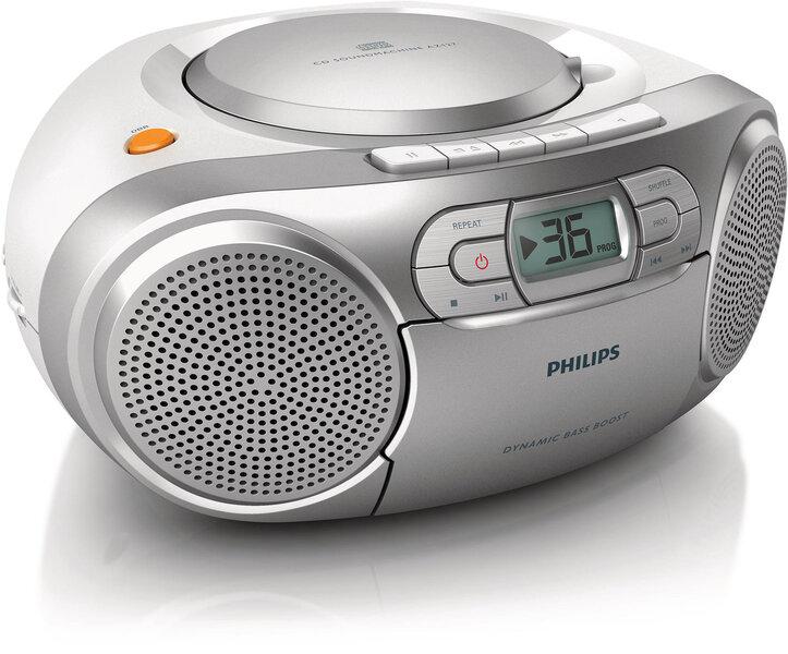 Kaaskantav raadio Philips AZ127
