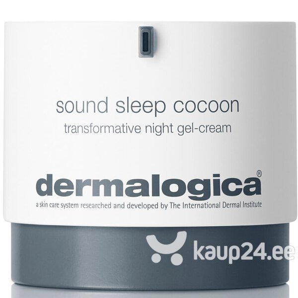 Transformeeritav öegeel näokreem Dermalogica Sound Sleep Cocoon, 50 ml