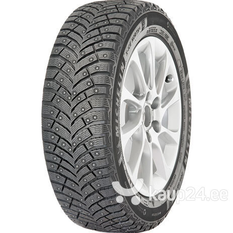 Michelin X-ICE NORTH 4 Naast 255/40R19 100HH