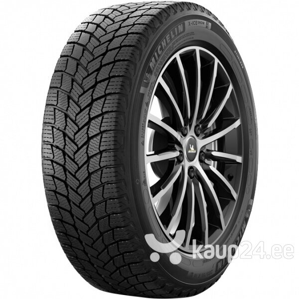 Michelin X-ICE SNOW Põhjamaine lamell 205/50R17 93HH