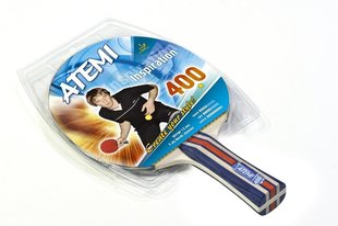 Ракетка для настольного тенниса Atemi 400* anatomical цена и информация | Lauatennise lauad, reketid, pallid | kaup24.ee