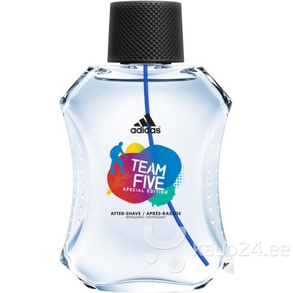Raseerimisjärgne lõhnavesi Adidas Team Five Aftershave 100 ml