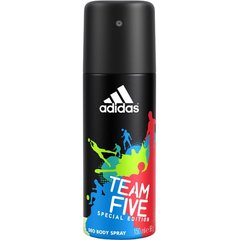 Spreideodorant Adidas Team Five meestele 150 ml