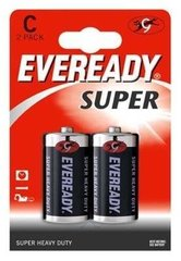 Patarei EVEREADY C, 2 tk