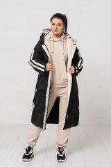 Naiste jakk Rinascimento, must hind ja info | Naiste joped | kaup24.ee
