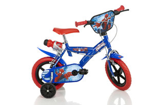 "Jalgratas poistele Dino bikes Spiderman 12"" 123GL2 SP"