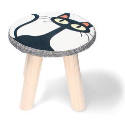 2-kohaline komplekt NORE Cat hind ja info | Laste lauad ja toolid | kaup24.ee