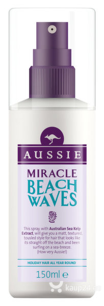 Распылительное средство для волос Aussie Beach Wave 150 мл