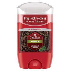 Pulkdeodorant OLD SPICE Timber, 50 ml hind ja info | Pulkdeodorant OLD SPICE Timber, 50 ml | kaup24.ee