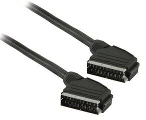 Juhe SCART / SCART 3m 21p hind ja info | Juhtmed, adapterid | kaup24.ee