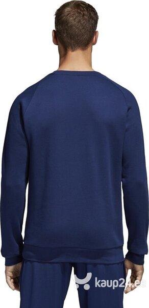 Dressipluus meestele Adidas Core 18 Sw Top CV3959, sinine tagasiside