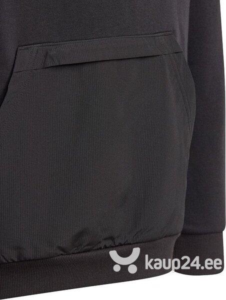 Dressipluus lastele Adidas JR Badge, must tagasiside
