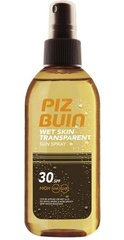 Kaitsev sprei Piz Buin Wet Skin Transparent SPF30150 ml