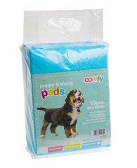 Ühekordsed linad Comfy 60 x 60 cm hind ja info | Hooldusvahendid koertele | kaup24.ee