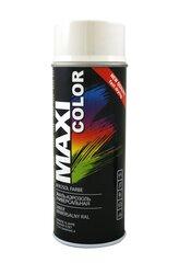 Краска Motip Maxi цвет кремовый белый глянцевый, 400мл цена и информация | Краска Motip Maxi цвет кремовый белый глянцевый, 400мл | kaup24.ee