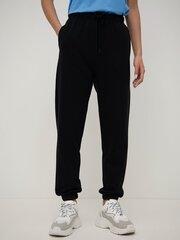 Naiste püksid Pieces, mustad hind ja info | Naiste püksid | kaup24.ee
