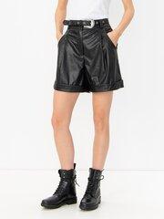 Naiste lühikesed püksid Only, mustad hind ja info | Naiste püksid | kaup24.ee
