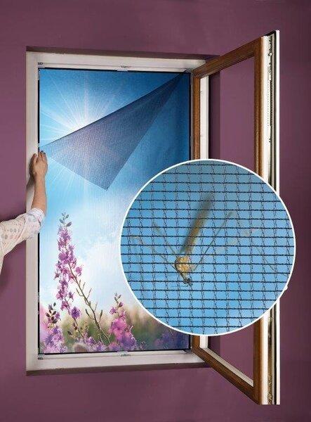 Защитная сетка от инсектов для окон,130x150 cm