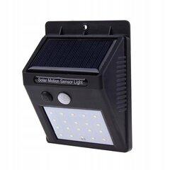 Päikesepatareiga aia rippvalgusti 20 LED, liikumisanduriga hind ja info | Aia- ja õuevalgustid | kaup24.ee