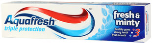 Hambapasta Aquafresh Fresh'N'Minty 50 ml
