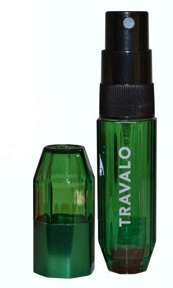 Taastäidetav parfüümipihusti Travalo Ice 5 ml