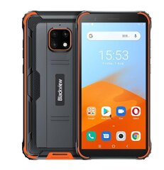 Blackview BV4900, 3/32GB, Orange hind ja info | Blackview BV4900, 3/32GB, Orange | kaup24.ee