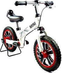 Балансировочный велосипед Rastar Mini, белый цена и информация | Балансировочный велосипед Rastar Mini, белый | kaup24.ee