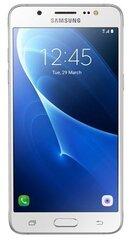 Mobiiltelefon Samsung Galaxy J5 2016 Dual SIM (J510), valge