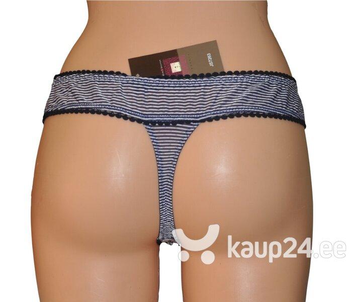 Naiste aluspüksid Jardin Secret, sinine/valge hind