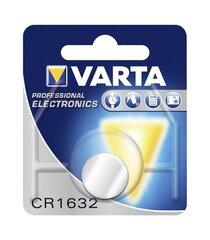 Patareid Varta Electronics CR1632, 1 tk