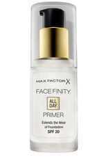 Meigialuskreem Max Factor Facefinity All Day Flawless Primer 30 ml