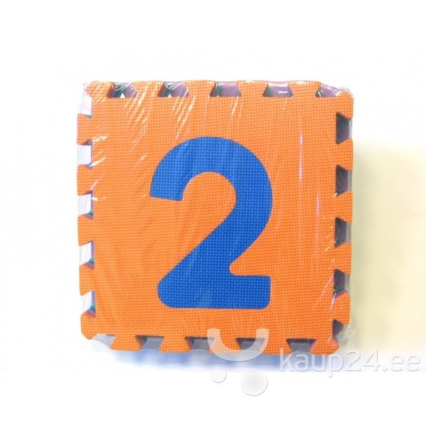 Puzzlematt numbrid 0-9 Chippy, 10tk Internetist