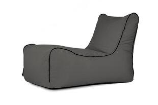 Kott-tool Lounge Zip Colorin Dark Grey (Pušku Pušku), tumehall hind ja info | Kott-toolid, tumbad, järid | kaup24.ee