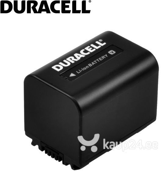 Duracell aku, analoog Sony NP-FV70 NP-FV90, 1640mAh