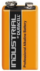 Patarei Duracell Industrial 9V, 10 tk