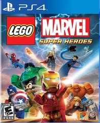 Mäng LEGO Marvel Super Heroes, PS4
