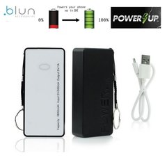 Akupank Blun ST-508/BK Power Bank 5600mAh, must