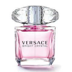 Tualettvesi Versace Bright Crystal EDT naistele 90 ml