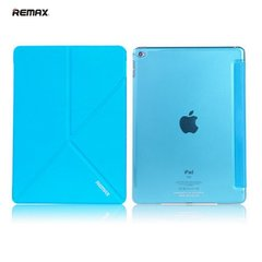 Kaitseümbris Remax Smart Ultra Slim sobib Apple iPad Air 2, sinine