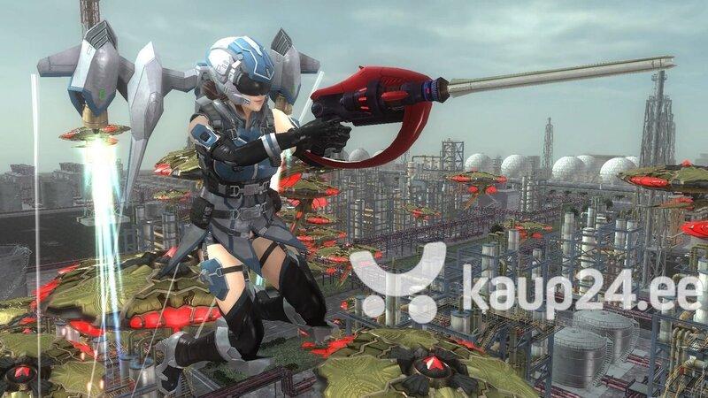 PlayStation 4 Mäng Earth Defense Force 5 hind
